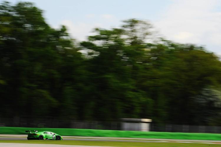 Šlēgelmilhs starp ātrākajiem Lamborghini sacīkstēs