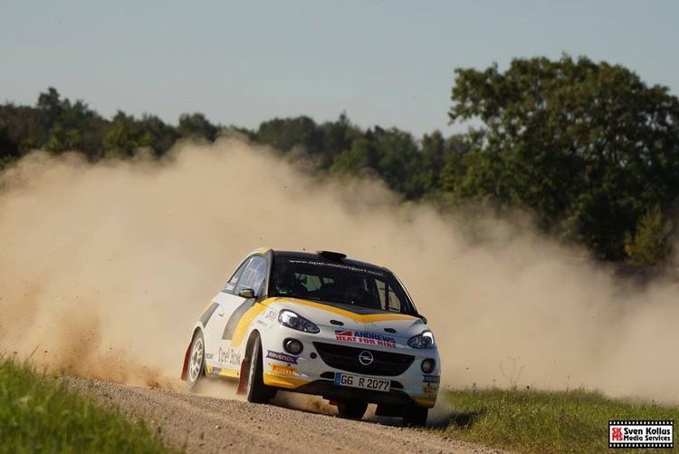 'Rally Liepāja' testi
