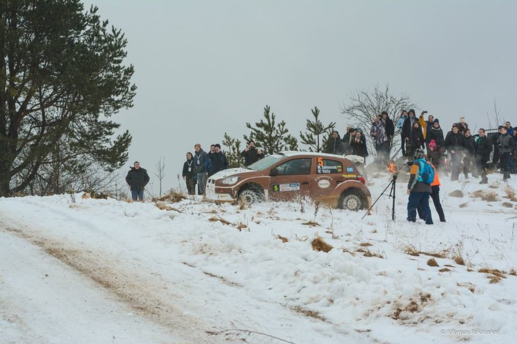 'Halls Winter Rally 2017'