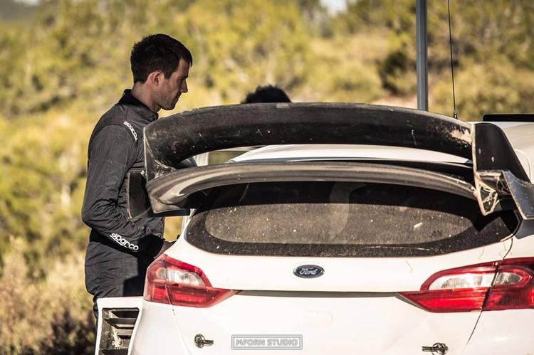 Ožjē un Tanaks gatavojas Meksikas WRC rallijam