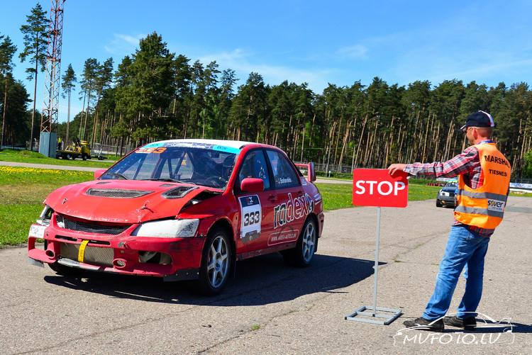 Latvijas Rallijkrosa kausa 1. posms Biķerniekos