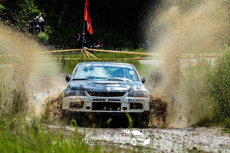 Rally Žemaitija 2017