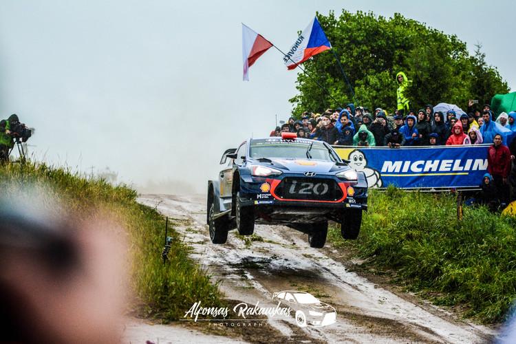 Polijas WRC rallijs