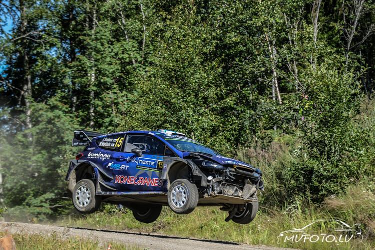 WRC Neste Rally Finland 4. diena