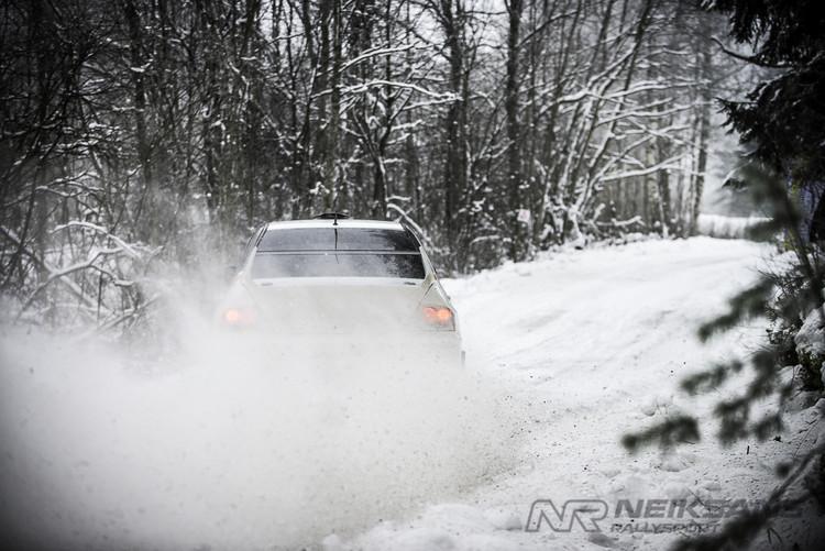 Neiksans Rallysport ziemas rallijos