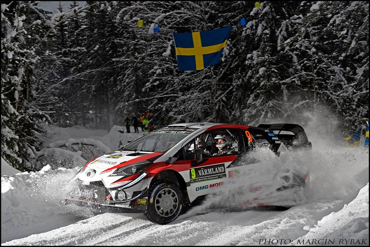 Zviedrijas WRC rallijs