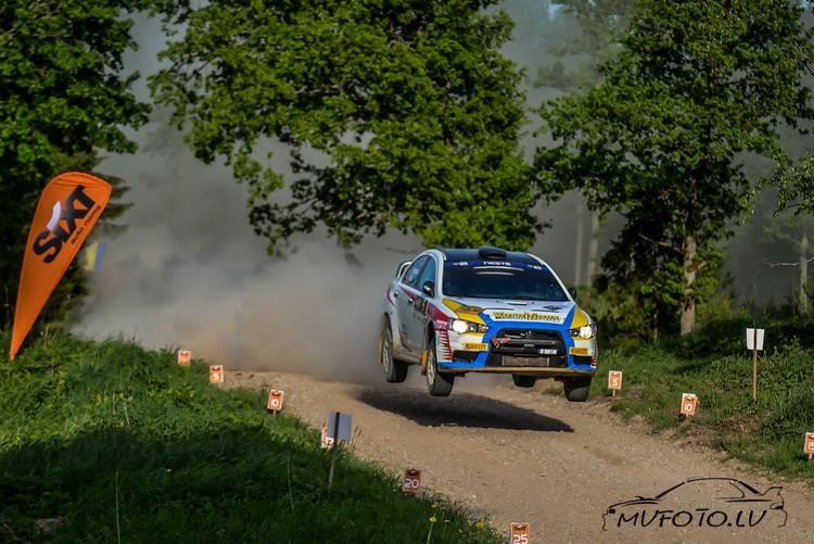Rally Talsi 2018