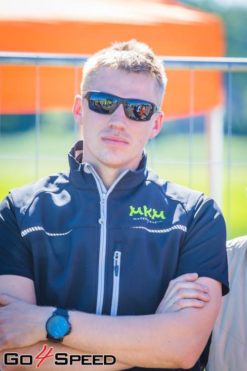 Latvijas rallijkrosa čempionāta 2. posms Biržos