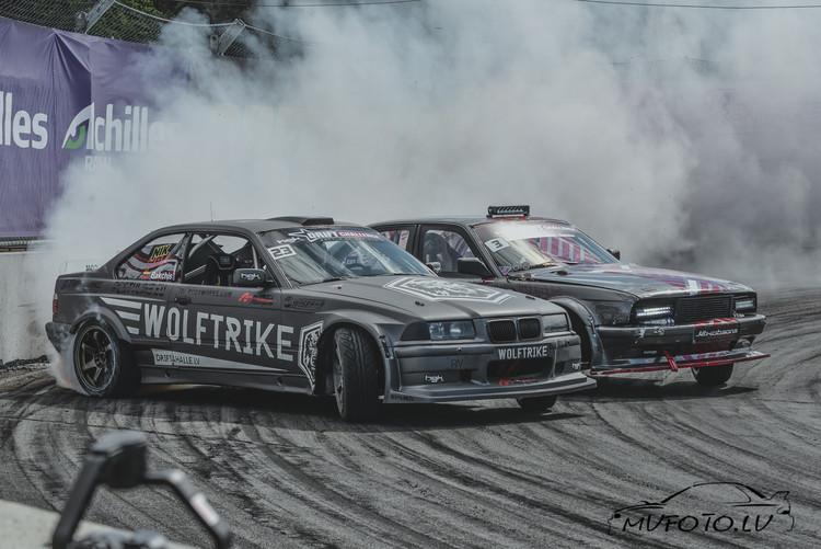 HGK Drift Challenge Biķerniekos