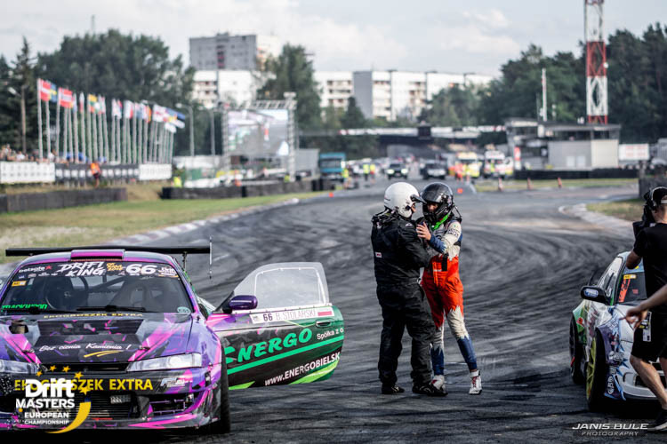 Drift King of Riga