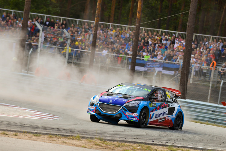 Neste World RX of Latvia 1. diena (MV Foto)