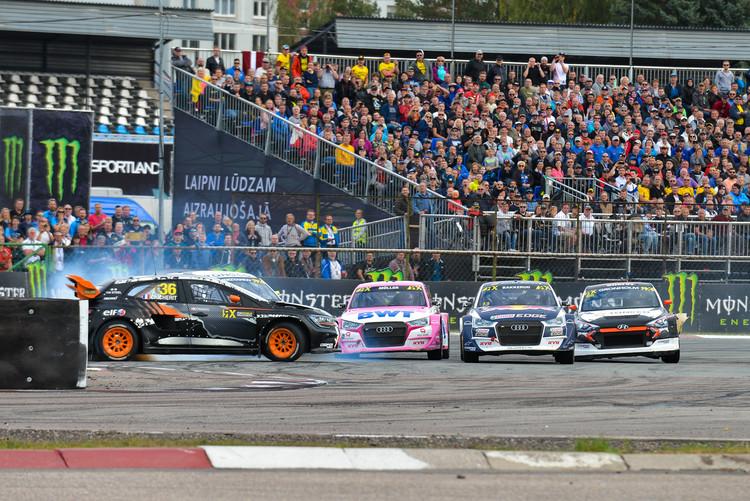 Neste World RX of Latvia 1. diena (MV Foto)