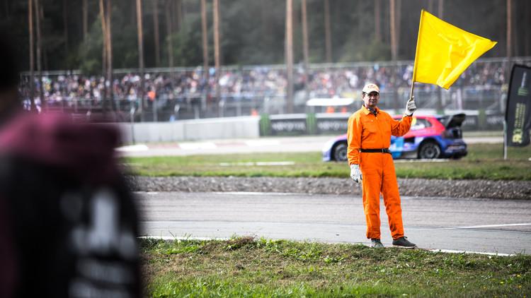Neste World RX of Latvia 1. diena (Aigars Tīdmanis)
