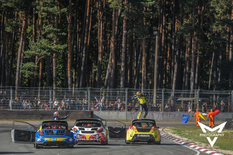 Neste World RX of Latvia 2. diena (MV Foto)