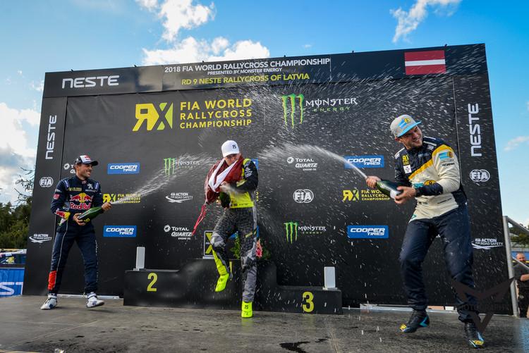 Neste World RX of Latvia 2. diena (MV Foto)