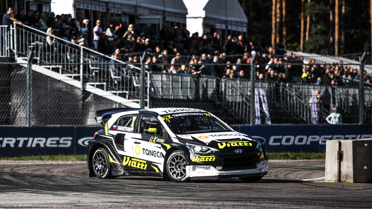 Neste World RX of Latvia 2. diena (Aigars Tīdmanis)