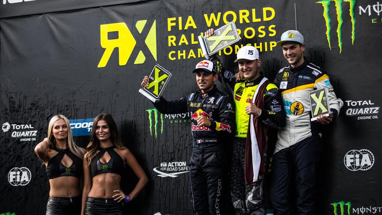 Neste World RX of Latvia 2. diena (Aigars Tīdmanis)