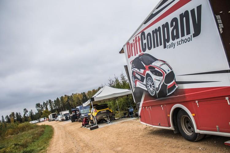 Sportisti gatavojas 'Rally Liepāja'
