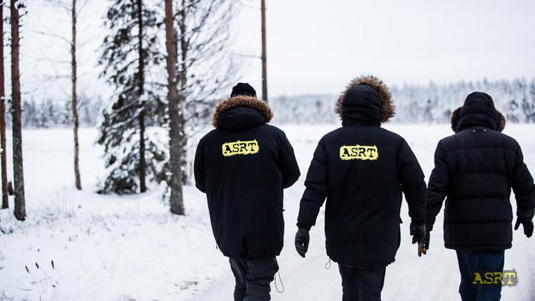 ASRT komanda gatavojas jaunajai rallija sezonai