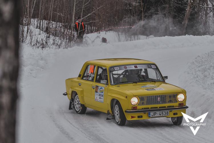 Rally Alūksne 2019. 2. diena