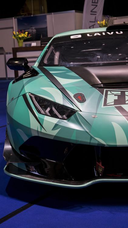 Flash Racing prezentē jauno Lamborghini Huracan