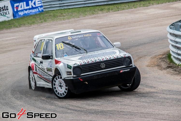Latvijas Rallijkrosa čempionāta 1.posms