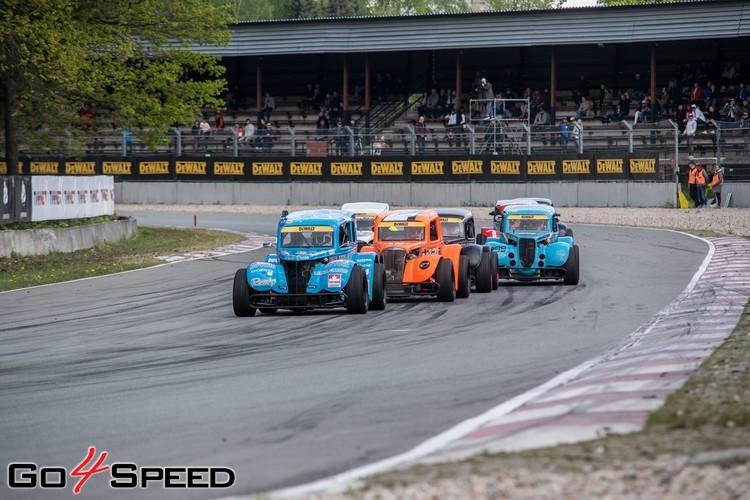 'DEWALT Grand Prix' Biķernieku trasē