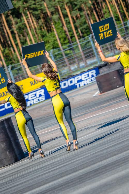 Rally X Nordic Latvia Biķernieku trasē