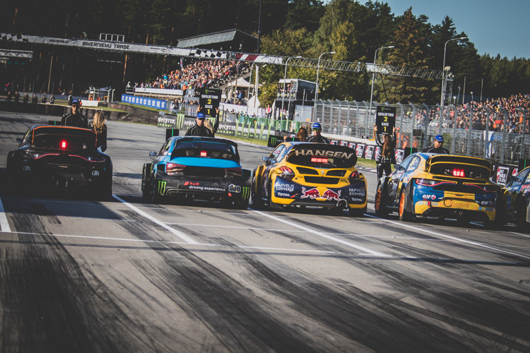 Neste World RX of Latvia 1. diena (Olafs Ezertēvs)