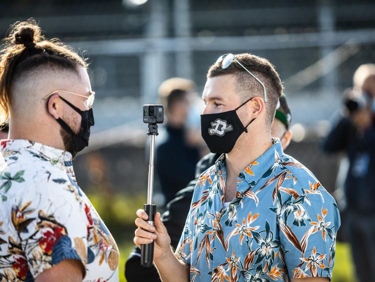 Sportisti, organizatori un komandas gatavojas 'Neste World RX of Rīga'