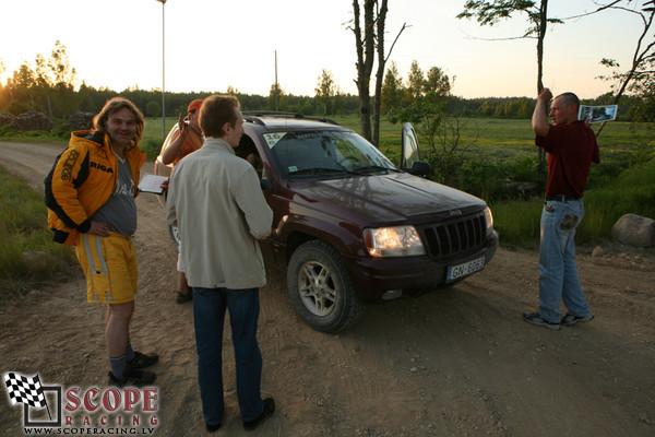 Jeep Club pasākums 2008