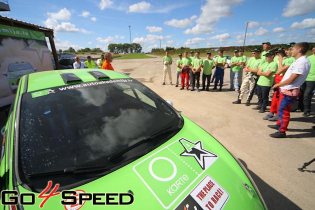 O!Kartes Autosporta Akadēmijas 2. atlases kārta