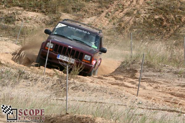 Jeep Club Rudens 2008