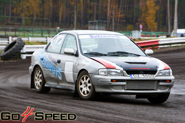 Supersprints Rudens 2011