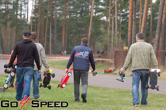 Latvijas čempionāts dragreisā 1. posms Biķerniekos