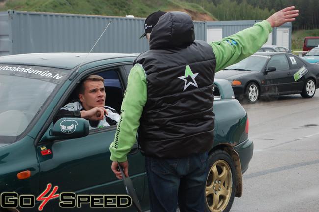 O!Kartes Autosporta Akadēmijas 1. atlases kārta