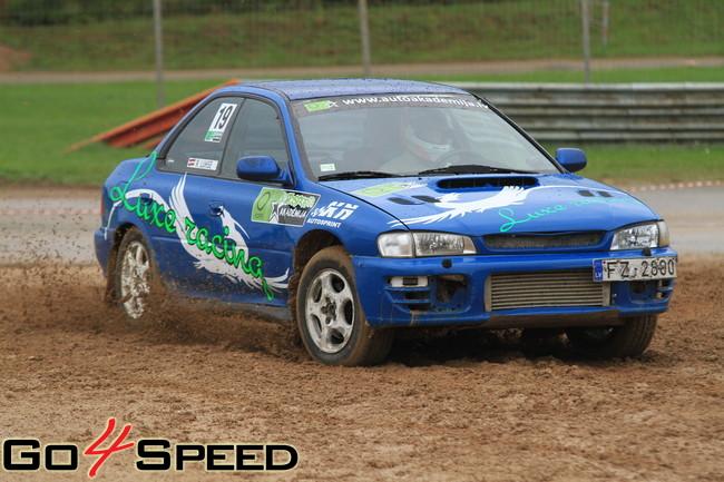 Okartes Autosporta Akadēmijas 2. atlases kārta