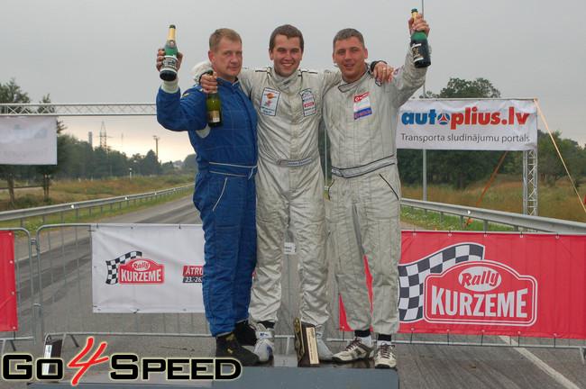 Latvijas čempionāts dragreisā 4. posms Liepājā