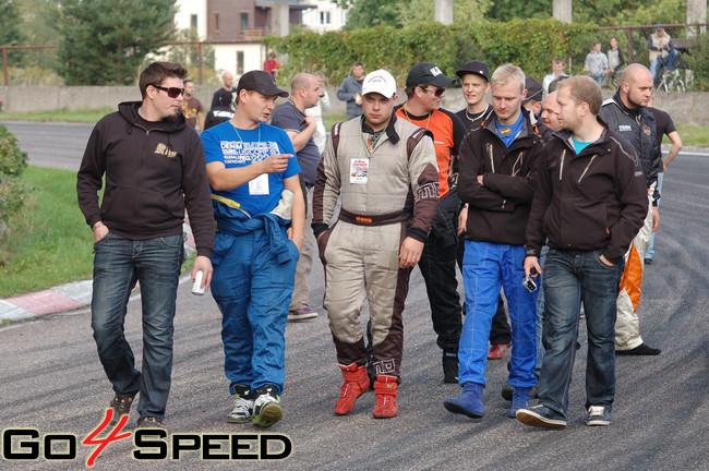NEZ PRO drifta treniņš un Ginesa rekorda mēģinājums Biķerniekos