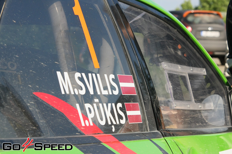 Rallijsprints Gulbis 2013