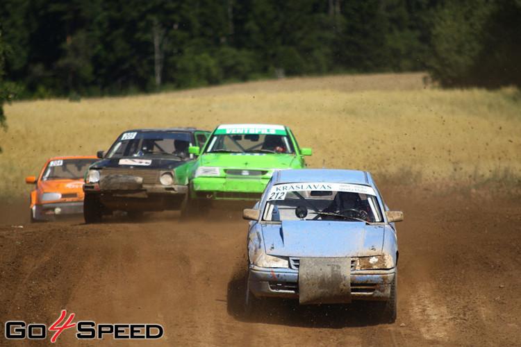 Latvijas autokrosa čempionāta 3. posms