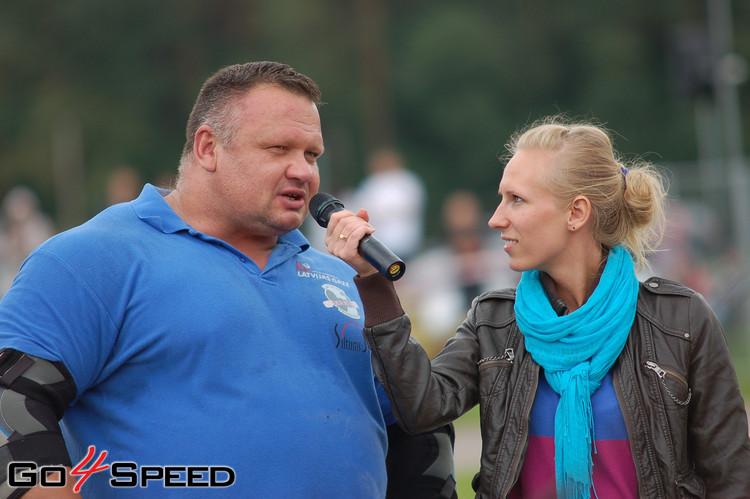 Latvijas dragreisa sezonas noslēgums Biķerniekos