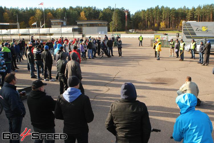 """Rallija Supersprints """"Rudens 2013"""""""