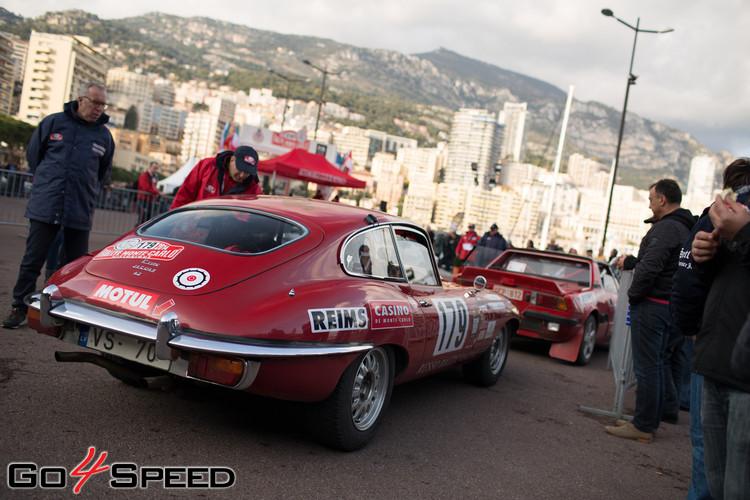 """""""Russo Baltic Racing"""" Montekarlo vēsturiskajā rallijā"""