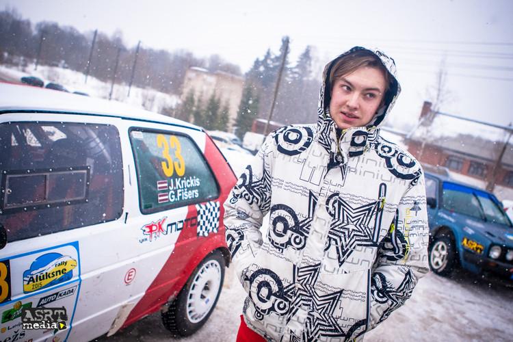 Rallijs 'Alūksne 2015' (foto: Artūrs Igaveņš)