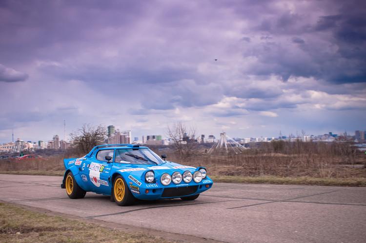 Rallija šovs - no jauniem līdz vēsturiskiem auto