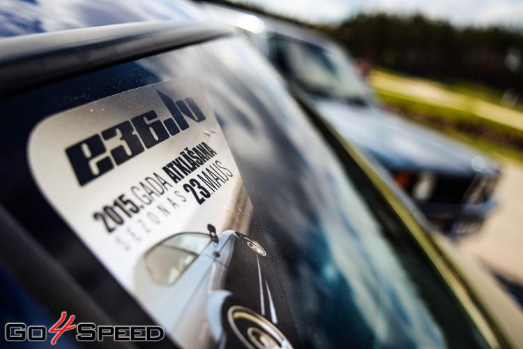 E36 sezonas atklāšana 333 trasē