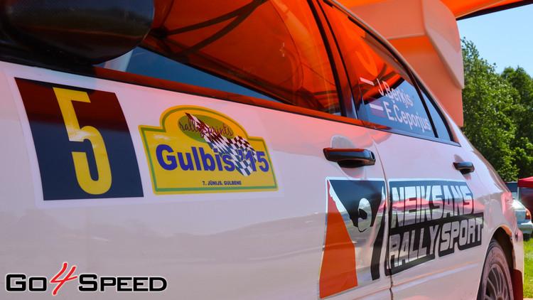 Rallijsprints Gulbis 2015