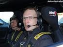 FOTO: Latvala, pierakstot Montekarlo WRC rallija trasi, sasit 'Subaru'