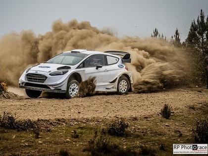 VIDEO: Ožjē un Tanaks gatavojas Argentīnas WRC rallijam